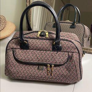 DVF Diane von Furstenberg Overnight weekender bag